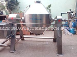 Rotocone Vacuum Dryer - cGMP Rotocone Vacuum Dryer, Roto Cone Vacuum Dryer, Pharma Rotocone Vacuum Dryer