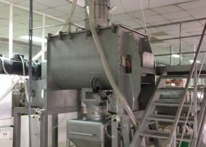 Ribbon blender, ribbon mixer machines, ribbon blenders