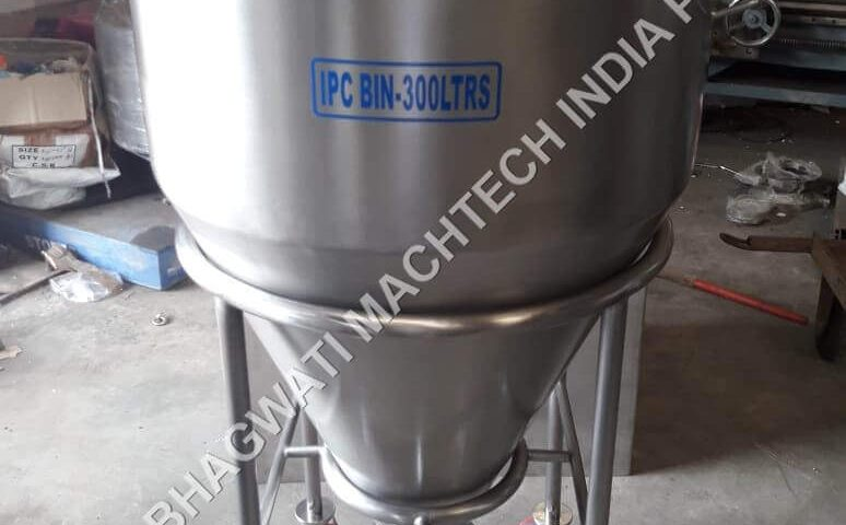 IPC Bins / IBC containers