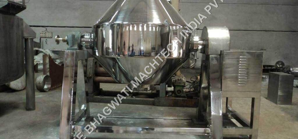 Rota Cone Vacuum Dryer