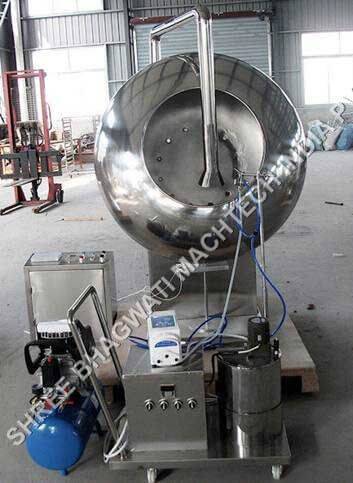 Tablet Coating Pan Machine