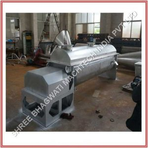 Vacuum Paddle Mixer Dryer