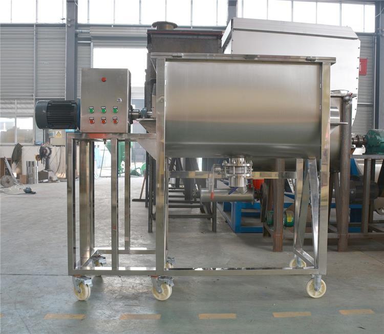 powder ribbon blender machine