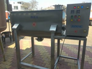Ribbon Blender - Powder Mixer Manufacturer